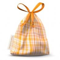 Tygpåse Orange