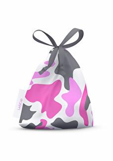 NYHET - Tygpåse Pink Camouflage - Tygpåse Pink Camouflage