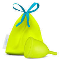 LadyCup Neon Small