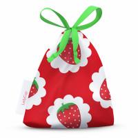 NYHET - Tygpåse Sweet Strawberry