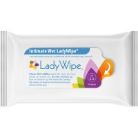 LadyCup intimservetter 10-pack
