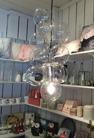 DIY - Lampa med glasbollar
