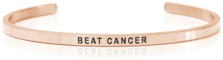 Armband Beat cancer -
