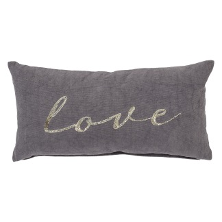Kudde LOVE från Bloomingville -