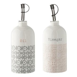 Olja & vinägerflaskor -