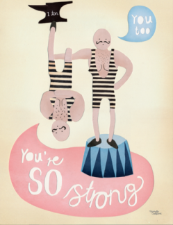 You're So Strong - Poster - Your so strong