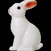 Kanin LED nattlampa   - Kanin LED nattlampa