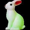 Kanin LED nattlampa