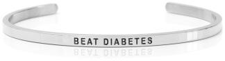 Armband Beat diabetes -