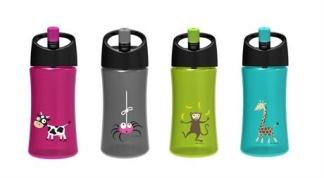 Vattenflaska till barn - Vattenflaska till barn rosa