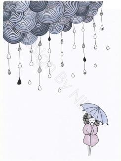 Poster Umbrella -