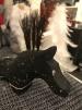 Adventshäst - Adventhäst svart