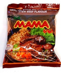 Mama Beef Flavour -