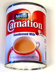 Carnation Condensed Milk -