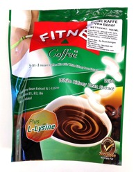 Fitne 3 in 1 Coffee & White Kidney Bean -