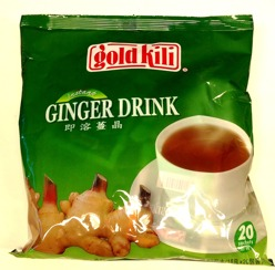 Gold Kili Ginger Drink -