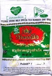 Cha Tra Mue Thai Milk Green Tea -