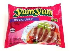 Yum Yum Duck Flavour