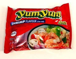 Yum Yum Tom Yum Shrimp -