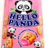 Hello Panda Biscuits With Stawberry