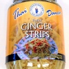 Thai Dancer Picked Ginger Strips