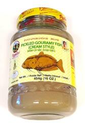 Pantai Pickled Gouramy Fish (Cream Style)