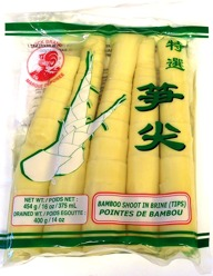 Cock Bamboo Shoot (Tip) in Bag
