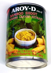 Aroy-D Bamboo Shoot in Yanang Leaves Extract