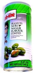 Koh Kae Peanuts Nori & Wasabi -
