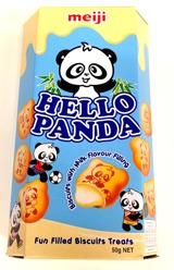 Hello Panda Biscuits With Milk