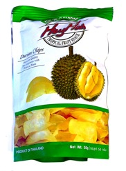 Hey Hah Durian Chips -