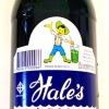 Hale´s Blue Boy Cream Soda Syrup 710ml