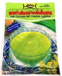 Lobo Thai Custard Mix Pandan