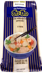 How How Rice Noodle 5mm 500g