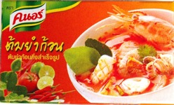 Knorr Tom Yum Cube Flavor 20g