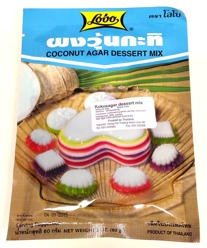 Lobo Coconut Agar Dessert Mix