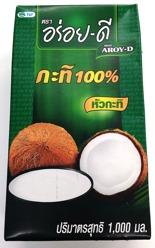 Aroy-D Coconut Milk 1liter