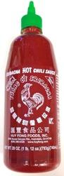 Huy Fong Sriracha Hot Chili Sauce 740ml