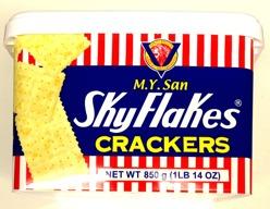 M.Y.San Sky Flakes Crackers 850g