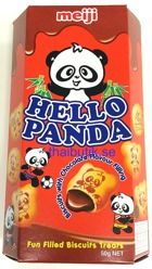Hello Panda Biscuits With Chocolate