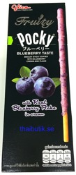 Pocky Red Blueberry Flake in Cream