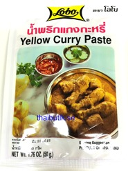 Lobo Yellow Curry