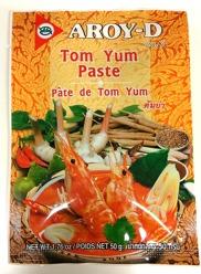 Aroy-D Tom Yum Paste 50g
