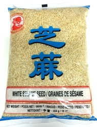 Cock White Sesame Seed 227g