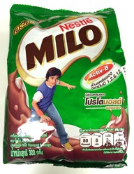 Milo Chocolate Mix Powder 300g