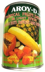 Aroy-D Tropical Fruit Salad in Syrup