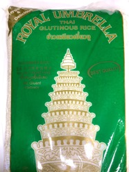Royal Umbrella Thai Glutinous Rice 5kg År 2020