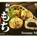 Mochi Cake Sesame