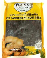 Bann Thai Tamarind Paste w/u Seed 400g