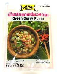Lobo Green Curry